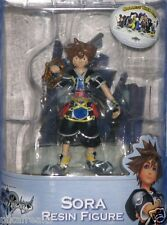 Sora Large Resin Figurine Disney Kingdom Hearts II New MISP USA Seller