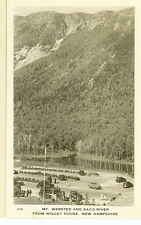 MT. WEBSTER,NEW HAMPSHIRE-SACO RIVER-WILLEY HOUSE-#218-RPPC-(RP#1-1315)