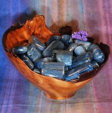 1 KYANITE Tumbled Stone - Consciously Sourced Healing Crystals