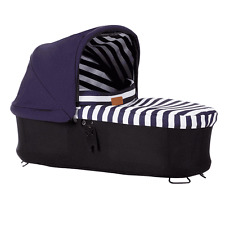 Mountain Buggy Urban Jungle Luxury Collection Carrycot Plus Nautical New!!