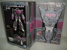 New Transformers Cloud 9 C9 W-01 Quakeblast Shockwave MP size Figure in Stock