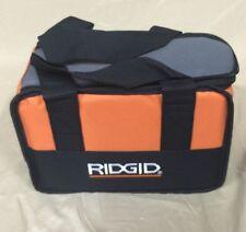 New Ridgid 12v 12 18 Volt Soft Case Tool Bag Storage Lunch Drill impact Jobmax
