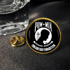 POW-MIA Lapel Pin Badge Gift
