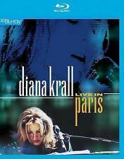 Diana Krall - Live in Paris (Blu-ray Disc, 2014)