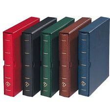 Lighthouse Optima F 4 Ring Binder & Slipcase Album Collection Banknotes Free S&H