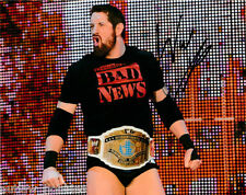 WWE Wade Bad News Barrett Autographed Signed 8x10 Photo COA