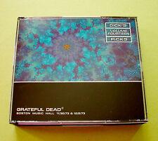 Grateful Dead Dick's Picks 14 Volume Fourteen 1973 Boston 11/30/73 12/2/73 4 CD