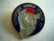 Singapore Armed Forces Football Club (SAFFC) Pin