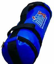 MADX 15kg Power Paño/Arena FILLED Bolso Crossfit Boxeo MMA Entrenamiento Fitness