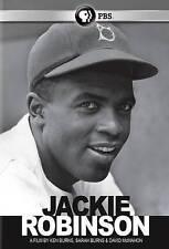 Ken Burns: Jackie Robinson, New DVDs