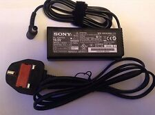 NEW GENUINE SONY ADAPTER FOR SONY VAIO VGP-AC19V48 3.3A 65W CHARGER POWER SUPPLY