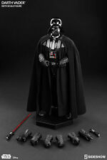 "Darth Vader Sith Lord Star Wars Return of the Jedi ROTJ 12"" Figur Sideshow"