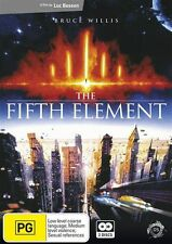 The Fifth Element NEW R4 DVD