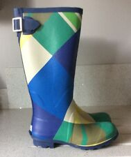 Boden Damas Nuevo Color Wellies Wellington Botas Talla 5/38