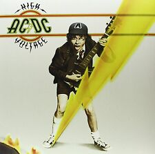AC/DC High Voltage Vinyl LP 2009 (9 Tracks) NEW & SEALED