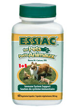 Essiac for Pets - Tea Immune System Support (60 capsules)