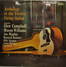 "ANTHOLOGY OF THE TWELVE STRING GUITAR - BELLAPHON BJS 4046 12"" LP (X 147)"