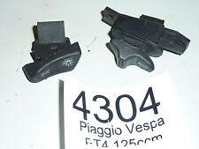 4304 Piaggio ET 4, Vespa, 125 ccm, Bj 00, Griff, Schalter - Set
