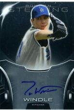 Tom Windle 2013 Topps Bowman Sterling Prospects  Autograph Auto