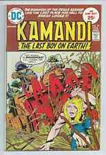Kamandi 26 The Last Boy on Earth DC Comic Book from 1975 Jack Kirby FN Condition