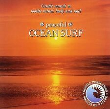 Peaceful Ocean Surf by The Sounds Of Nature/Gentle Persuasion (CD, Mar-1992, Pa…