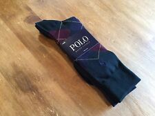 MENS RALPH LAUREN 3 PACK SOCKS. BRAND NEW.