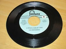 THE MINDBENDERS-A GROOVY KIND OF LOVE   B/W-LOVE IS GOOD-VG