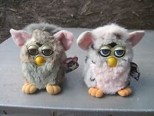 Two 1998 Tiger Electronics FURBY BABIES, Both Work Good and Have Tags, Gd.Cond.