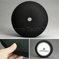 "1Pc 6"" Foam Sponge Polishing Buffing Pad Black Polisher Buffer Car Cleaning Tool"