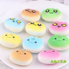 6CM Squishy Soft Totoro Buns Phone Straps Key Chains Scented Slow Rising Kid Toy