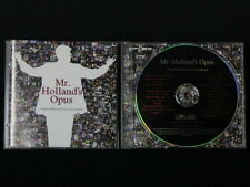 Mr. Holland's Opus. Film Soundtrack. Compact Disc. 1995. American Made