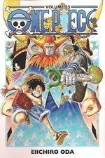 ONE PIECE VOLUME 35 EDIZIONE STAR COMICS/GAZZETTA DELLO SPORT