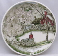"""Johnson Brothers The Friendly Village (""""made In England"""" Backstamp) Coaster"""