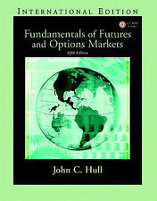 Fundamentals of Futures and Options Markets, Hull, John C., Used; Good Book
