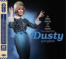 DUSTY SPRINGFIELD A LITTLE PIECE OF MY HEART THE ESSENTIAL 3CD SET (2016)