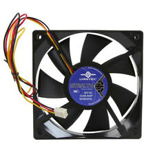 Vantec Stealth 120mm Double Ball Bearing Silent Case Fan SF12025L