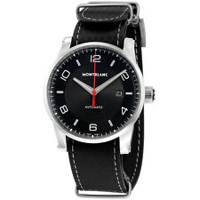 Montblanc Timewalker Urban Speed UTC E-Strap Automatic Mens Watch 113850
