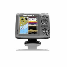 NEW Lowrance Hook-5  Hook-5 Fishfinder/GPS Combo Mid/High/DownScan 000-12656-001