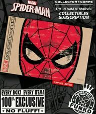 Funko Marvel Collector Corps Spider-Man Sealed Box