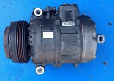 BMW E39 530i AIR COMPRESSOR PUMP DENSO 447220-8027 7SBU16C
