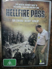 Hellfire Pass - Weary Dunlop Australian POW Thai Burma Railway Documentary DVD