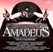 Amadeus: Original Soundtrack Recording, New Music