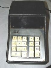SUPER RARE Vintage 1971 B&F 101 Desktop Calculator  Minitron 3015-f nixie  WORKS