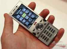 Sony Ericsson w995 Silver 3G WLAN 8MP free shipping