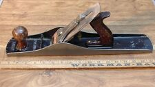 "Old Used Tool,Stanley Bailey No.6 Plane,3"" X 18"",2-3/8"" X 7-7/8"" Blade,Excellent"