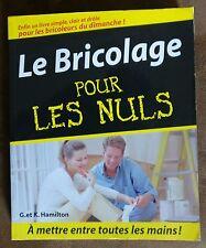 Livre : Le Bricolage Pour les Nuls