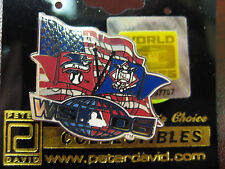 2006 World Series Patriotic Pin