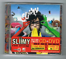 SLIIMY - PAINT YOUR FACE - CD 17 TITRES + DVD - 2009 - NEUF NEW NEU