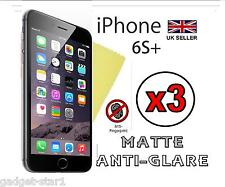 3x HQ ANTI GLARE MATTE SCREEN PROTECTOR COVER APPLE IPHONE 6S PLUS 6S+ 5.5""