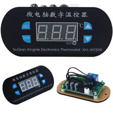 Digital LED 2016 HOT Thermostat Temperature Controller Heat Cool DC 12V Sensor